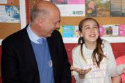 Group for young carers chosen as MP's charity of the year