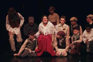 Ewell Castle School perform Oliver! to packed Epsom Playhouse in Epsom